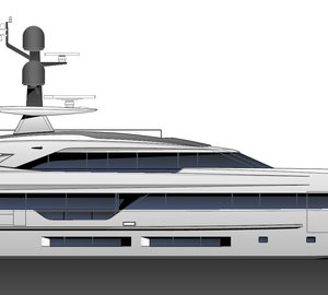 Tankoa Yachts announces the sale of 50M motor yacht ELETTRA