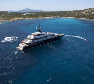 Reviewed: Superyacht Slipstream