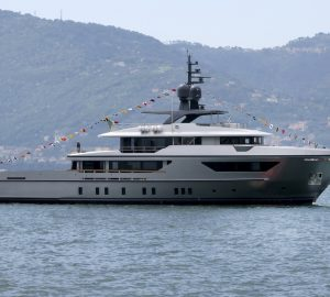 Sanlorenzo's fourth 460Exp-128 OCEAN'S FOUR Explorer Yacht Launched