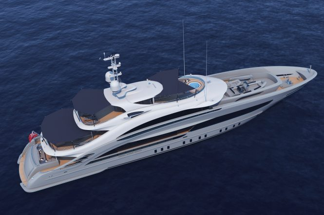 aerial view rendering of OMAHA - Credit Heesen