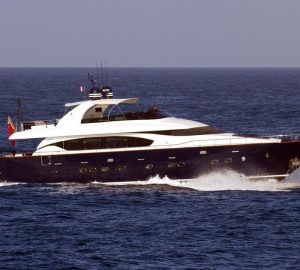 Last Minute Yacht Charter Special for 28m ASHA in Croatia