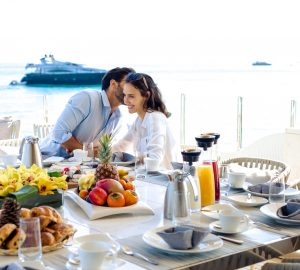 Last Minute Deal: 10% off Athens yacht charter aboard 50m OURANOS