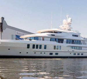 AMELS launched the third LE 242 Superyacht