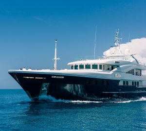 Fantastic Last Minute Yacht Charter Special for 44m BELUGA in West Med