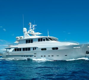 Balearics yacht charter special for 33.5m CHRISTINA G