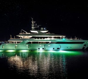 Luxury Superyacht LATONA delivered to her owner