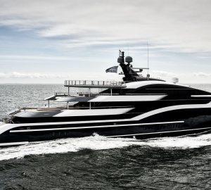 "Oceanco Megayacht Project Shark Named ""DAR"""