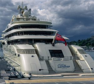 Famous Superyachts on Social Media