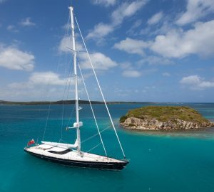 43m Vitters Sailing Yacht BELLA RAGAZZA Offering Unmissable Mediterranean Charter Special