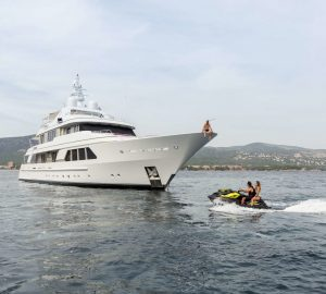 Special Rates for 43m Feadship Charter Yacht GO for Mediterranean Vacations