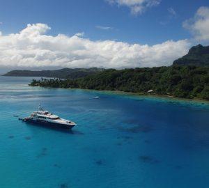 2018-refitted superyacht LA DEA II Balearics yacht charter specials