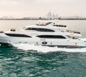 Brand-New to charter: Superyacht ALTAVITA in the Western Mediterranean