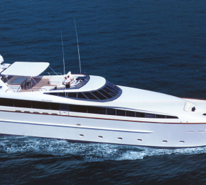 36m SEA WISH Yacht offers June Charter Special in Italy