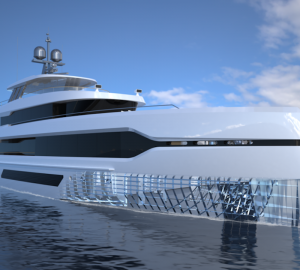 The new E39 superyacht concept from The Yacht Professionals