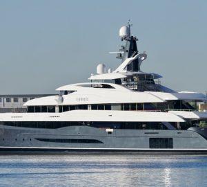 In Photos: Brand New 74m Superyacht Elandess