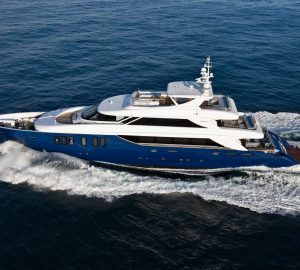 45m IPANEMAS yacht charter special in Greece