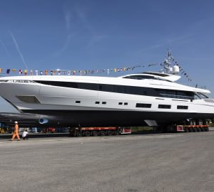 Mangusta Launches its Largest Yacht, 54m EL LEON