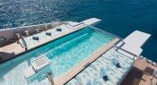 The Top Pools on Private Yachts