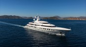 Superyacht Axioma available in Mediterranean