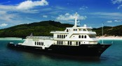 Expedition yacht Global ready for charter