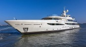 Superyacht Elixir joins the global charter fleet