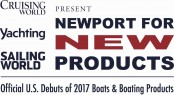 The upcoming 46th Newport International Boat Show
