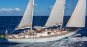 Sailing yacht Jupiter available for New England charter