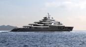Motor Yacht GLEAM a 165m Utopian Masterpiece