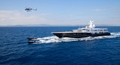Superyacht AIR available for Mediterranean charter
