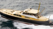 Billy Joel Donates custom yacht 'Vendetta' to Seakeepers