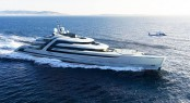 "Andy Waugh and Nobiskrug introduce the new 111m project ""Ascendance""."