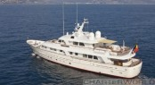 50% discount for Croatian charters aboard Cornelia