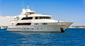 Motor yacht Far From It available for Caribbean charter
