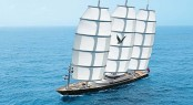 Feature Superyacht: 'Maltese Falcon' Available for Charter this Winter