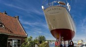 Launched: Sailing Superyacht Acadia