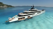 Unveiled: 102m Mega Yacht Project SPECTRUM by Oceanco