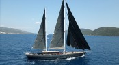 ROX STAR is available for charter in the Med this Summer