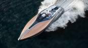 Sensational Yacht Concept: LEXUS Presents its First Ever Fast Yacht