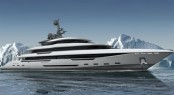 Rossinavi Brings the New 70m King Shark Explorer Superyacht to Life