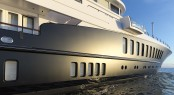 Relaunched: Superyacht AIR Looks More Beautiful Than Ever