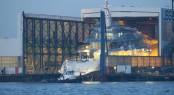 First Photos ofOceanco's Y718 Superyacht Project Bravo