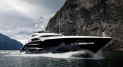 Why is superyachts Ann G one of the most impressive on the planet?