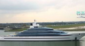 Watch: Drone Footage of Oceanco Superyacht Project Jubilee