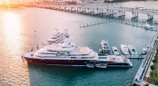 Watch: The Best Video of Mega Yacht LUNA So Far