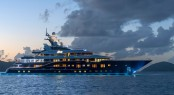 Mega Yacht Solandge Sold at the Palm Beach International Boat Show
