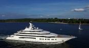 Yacht AMADEA by Lurssen