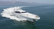 Brand new M/Y Da Vinci ready for French and Italian Riviera charters