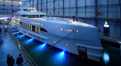 Project Nova launched by Heesen and named M/Y HOME