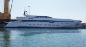 CCN Launched 50m Superyacht Elsea