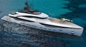 Superyacht ISA GT67: New Project by Enrico Gobbi